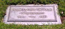 Calder Paul Howard
