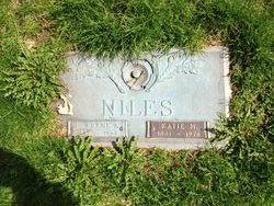 Frank Archie Niles