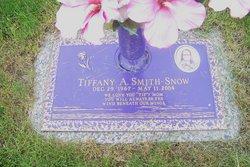 Tiffany <i>Smith</i> Snow