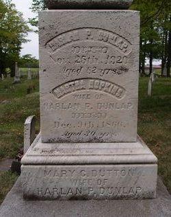 Martha <i>Hopkins</i> Dunlap