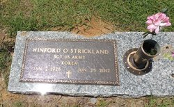 Winford Owen Strickland