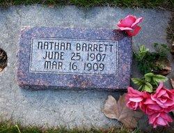 Nathan Arthur Barrett