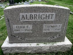 Eliza Elta <i>Dodge</i> Albright
