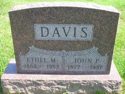 Ethelyn M. <i>Reed</i> Davis