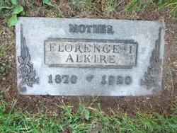 Florence I <i>Bryan</i> Alkire