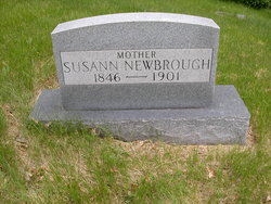 Susann <i>Enochs</i> Newbrough
