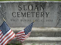 Sloan Cemetery