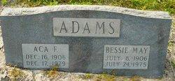 Aca F Adams