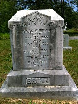 Isaac W. Brown