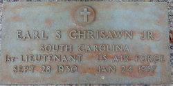Lieut Earl Sebastian Chrisawn, Jr