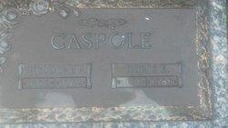 Doris Evadine <i>Wellington</i> Caspole
