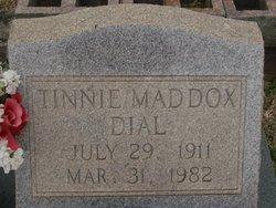 Tinnie Obera Maddox Tiny Dial