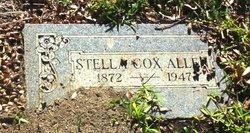 Stella <i>Cox</i> Allen