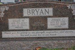Jimmie Charles Jim Bryan, Sr
