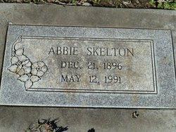 Abbie <i>Corser</i> Skelton