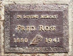 Frederick Rose