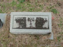 Shirley Mae Barber
