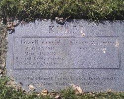 Lowell Arnold Knapp