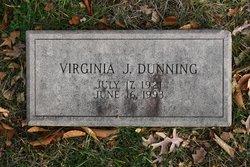 Virginia <i>Jessop</i> Dunning