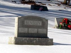 Jennie <i>Schoonover</i> Bensley