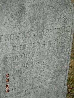 Thomas J. Armitage