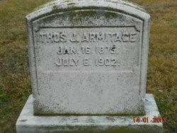 Thomas J. Jeff Armitage