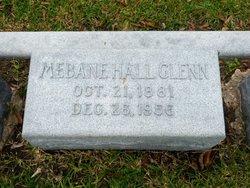 Mebane Rose <i>Hall</i> Glenn