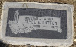 Clyde Elmer Sutton