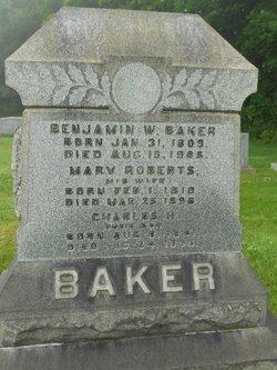 Mary <i>Roberts</i> Baker