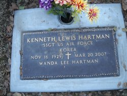 Kenneth Lewis Hartman