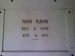 Ivan Kahn