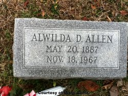 Alwilda D. Allen