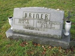 Imogene <i>Burgess</i> Briner