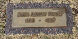 James Asberry Mathis