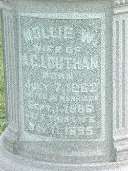 Mollie W. Clouthan