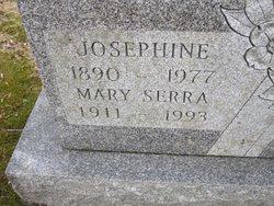 Mary <i>Serra</i> Misenti