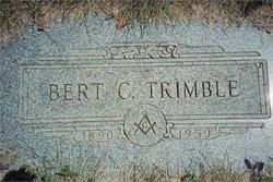 Bert C Trimble