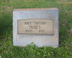 Amy <i>Smoak</i> DeBus