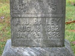 A. J. Bailey