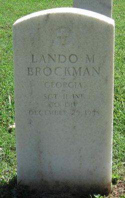 Orlando M Lando Brockman