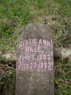 Kittie Ann Hall
