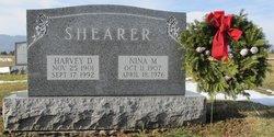 Harvey Donald Shearer, Sr
