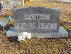 Richard M. Cauthon