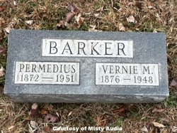 Permedius David Mead Barker