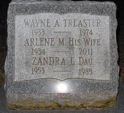 Arlene M. <i>Derrick</i> Treaster