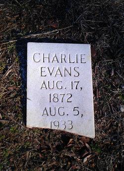 Charlie Evans
