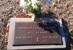 Donald Gene Carson