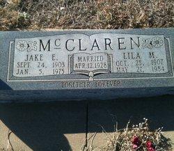 Lila M. <i>Swank</i> McClaren