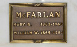 Mary Rowena <i>Mount</i> McFarlan