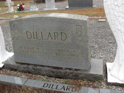 Willie J Dillard